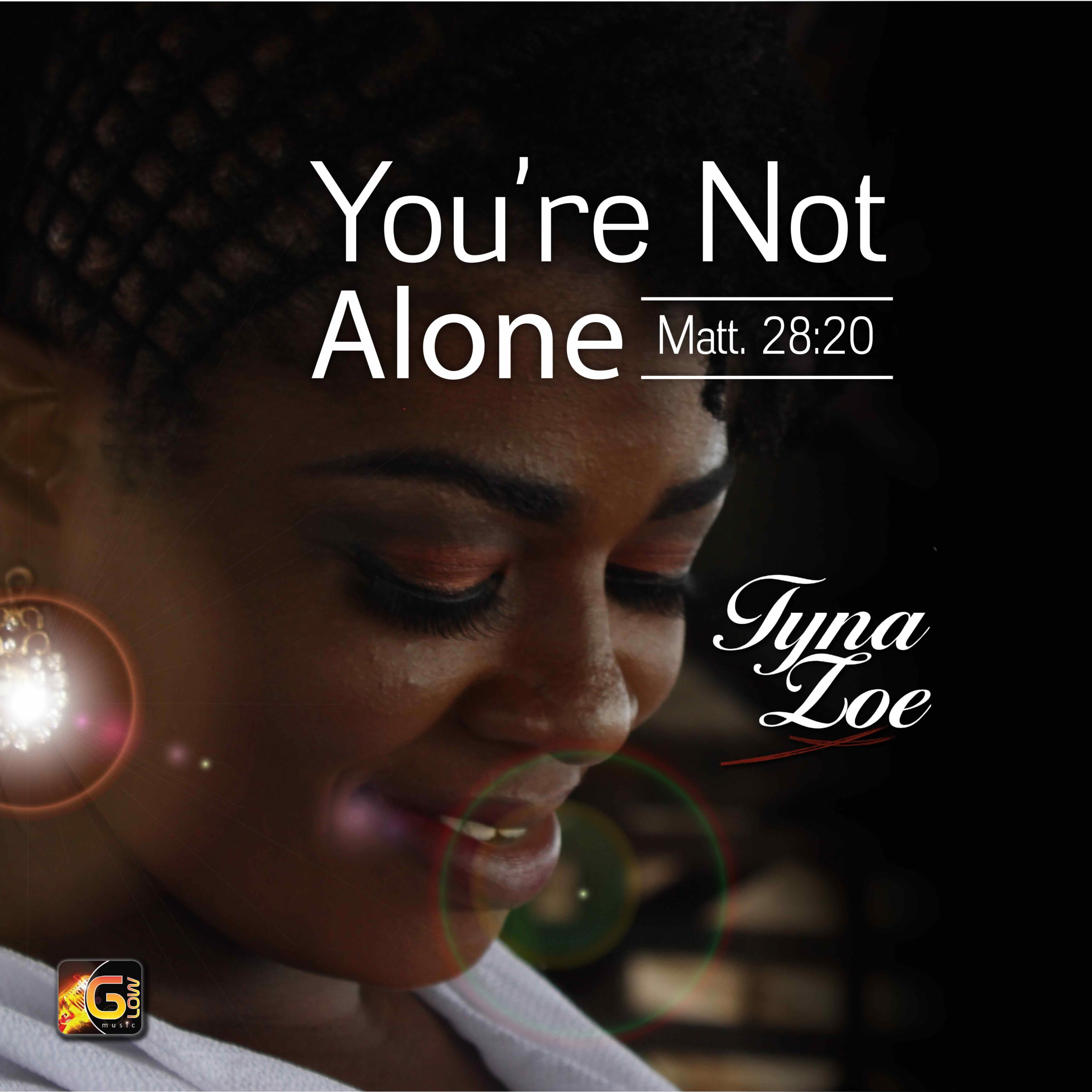 You are not alone Promo Cover