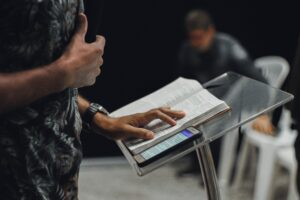 preaching Kingdom mandate