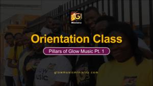 Glow Music Ministry Pillars 1